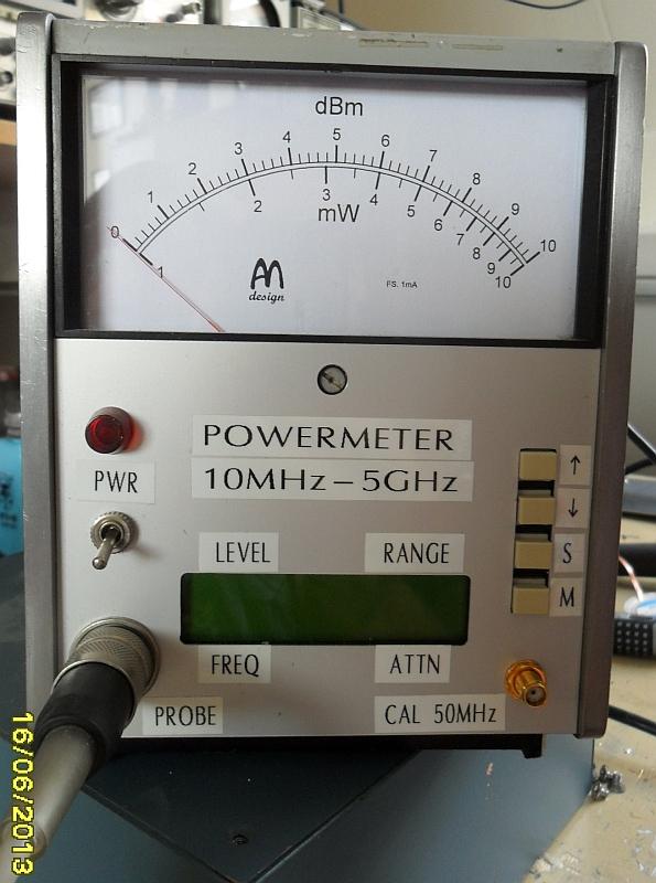 No Rf Digital Electric Meter : Rf power meter
