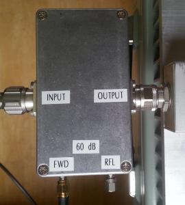 144 MHz coupler